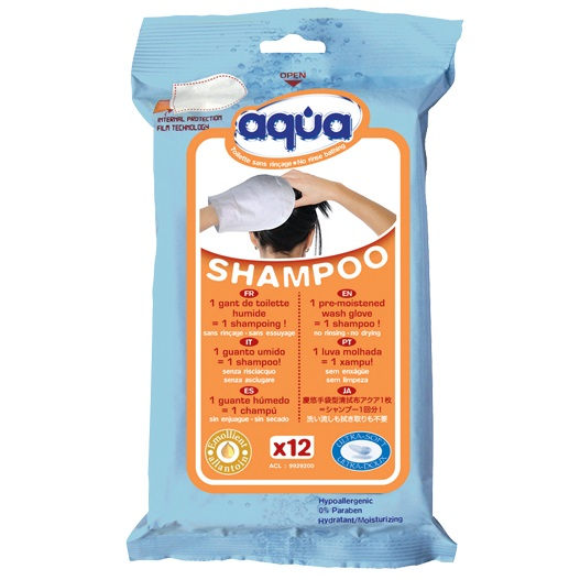 Manusi pentru igiena capului cu alantoina, musetel si aloe vera+al doilea produs cu 50% REDUCERE