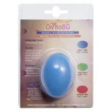 Minge silicon albastra pentru terapia mainii