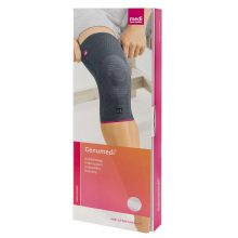Orteza de genunchi cu suport patelar din silicon