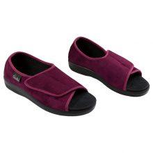 Pantofi medicinali de dama pentru recuperare sau diabetici