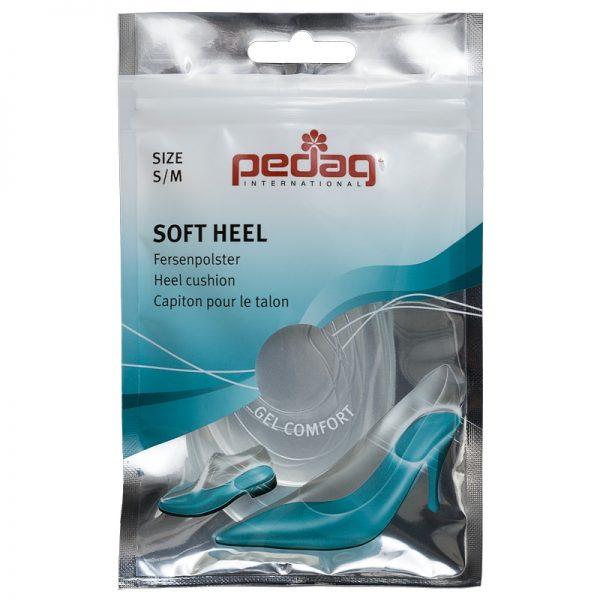 Brant din gel pentru calcai Pedag Soft Heel