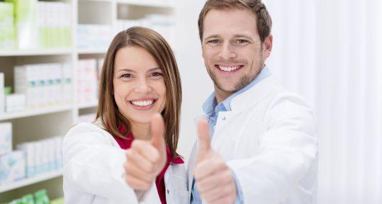 Asistent farmacist tehnica medicala Catena Pas cu Pas