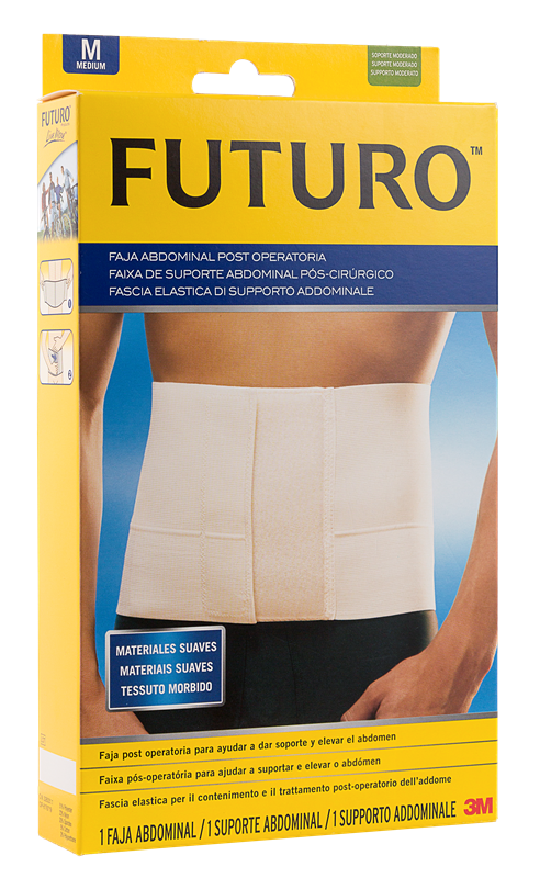 Suport postchirurgical abdomen L