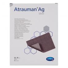 Hartmann Atrauman Ag pansament unguent 10x10cm