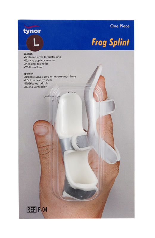 Orteza fixare deget Frog Splint L