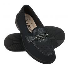 Pantofi ortopedici femei PodoWell Magik negru