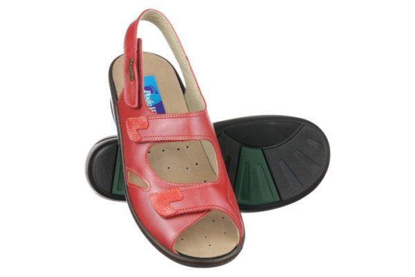 Sandale ortopedice profesionale bej PodoWell Dieppe