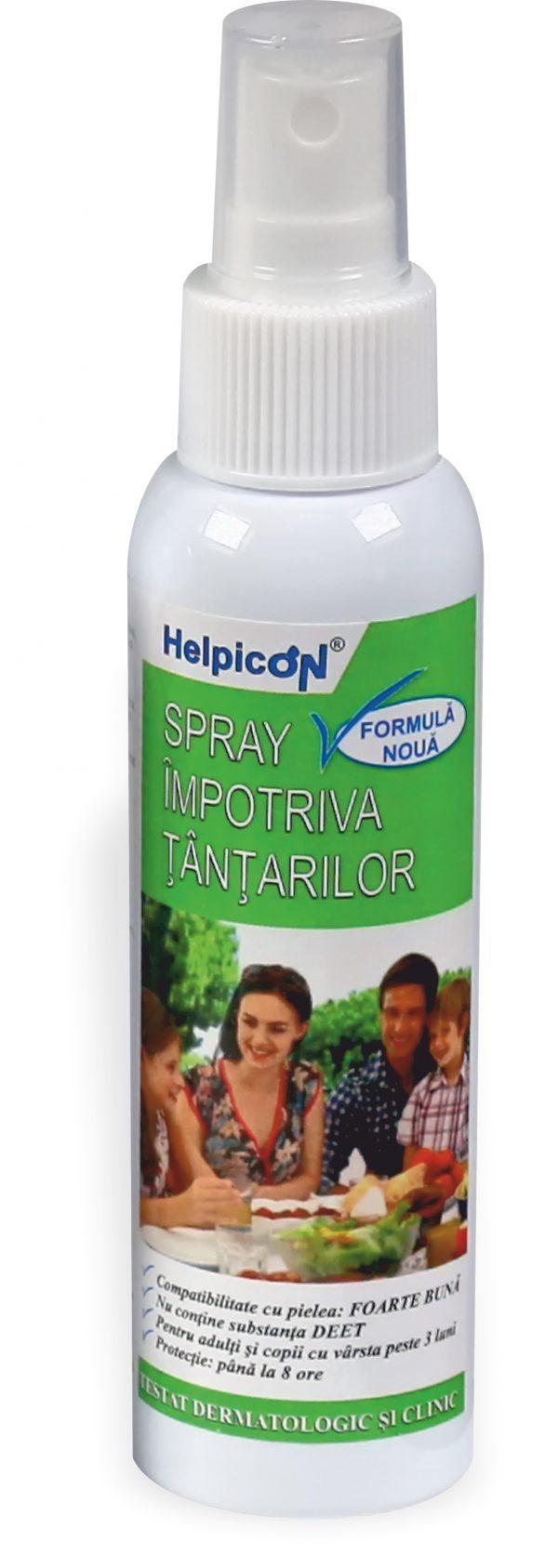 HelpicOn spray impotriva intepaturilor de tantari 100ml