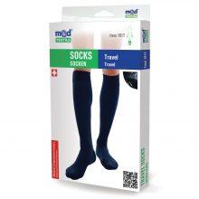 Ciorapi compresivi de calatorie (sosete unisex) 15-20 mmHg