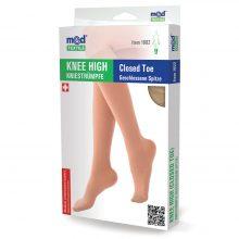 Ciorapi compresivi pana la genunchi, 15-20 mmHg
