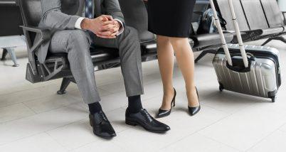 Motive pentru care este bine sa purtam ciorapii compresivi in avion