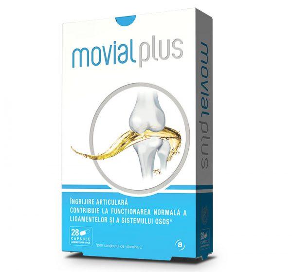Movial plus x 28 caps