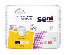 Seni ACTIVE Large Normal x 10 buc