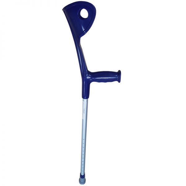 Carja metalica cu sprijin pe antebrat, reglabila
