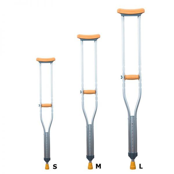 Carja ortopedica cu sprijin axilar - marime S