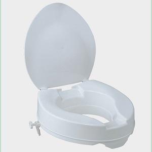 Inaltator WC, 10 cm, cu capac