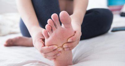 Consecintele bolilor de picioare asupra organismului