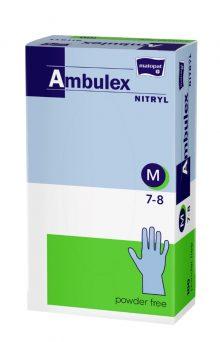 Ambulex manusi pentru examinare M nepudrate