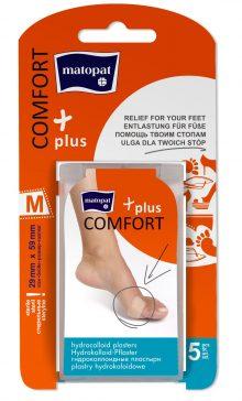 Comfort Plus Plasturi Sterili Medium 29x59 mm