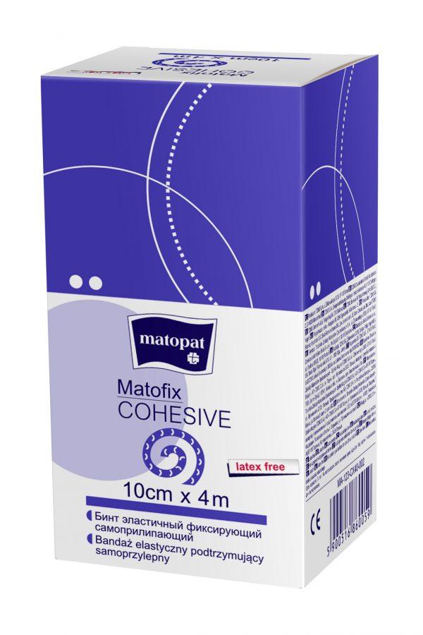 Matofix Cohesive 10cm x 4m