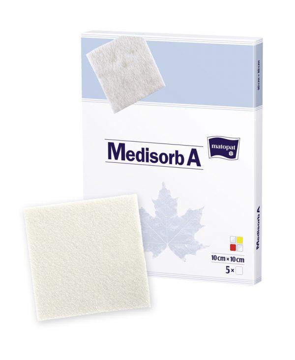 Medisorb A 10x10 cm a'5