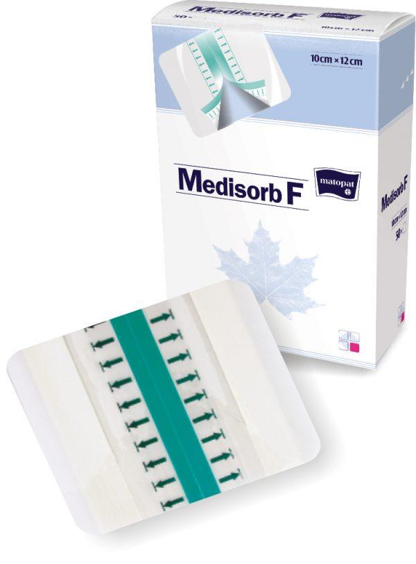 Medisorb F 10x12 cm a'5