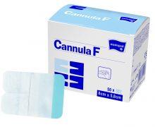 Cannula Plast pansament steril pentru fixarea branulei 8cm x 5.8cm
