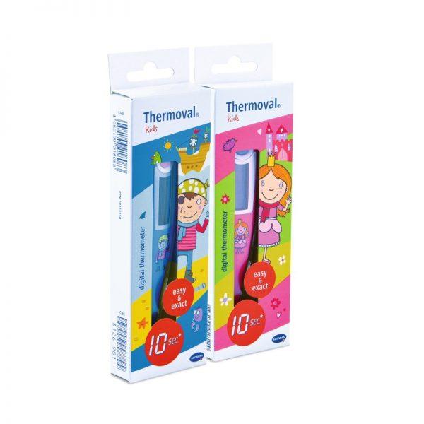 HartMann Thermoval Kids termometru DIGITAL PENTRU COPII