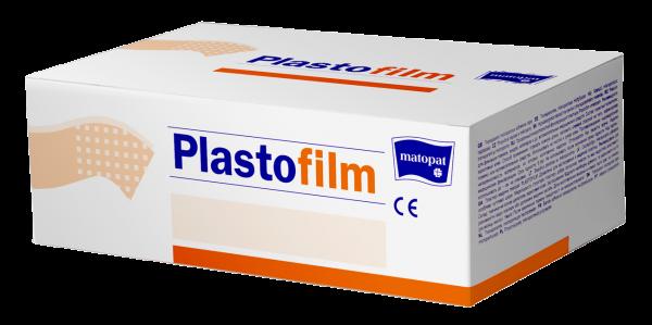 Plastofilm banda adeziva 2.5cm x 9.14m a'12