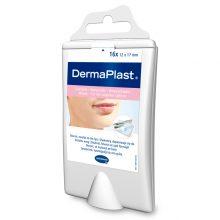 Plasturi antiherpetici Dermaplast 17x12mm