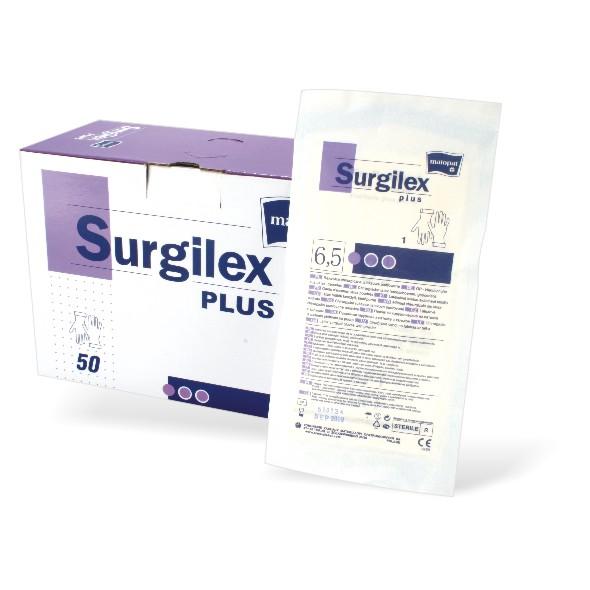 Surgilex Plus manusi chirurgicale pudrate 6