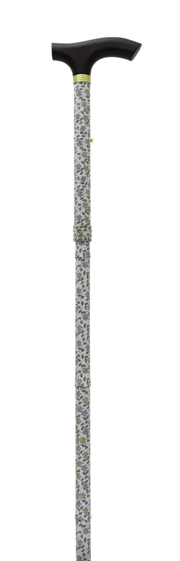 Baston pliabil cu fibra de carbon