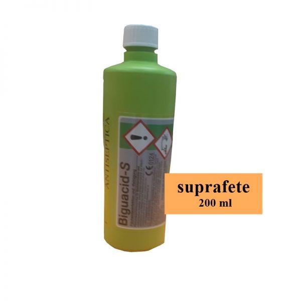 Biguacid S dezinfectant pentru profilaxia infectiilor intraspitalicesti 200 ml