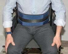 Centura prindere pacient in fotoliu rulant