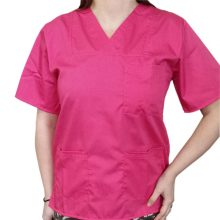 Costum medical roz