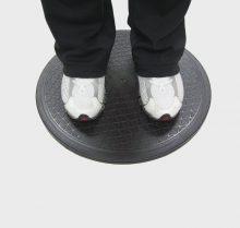 Disc rotativ pentru picioare