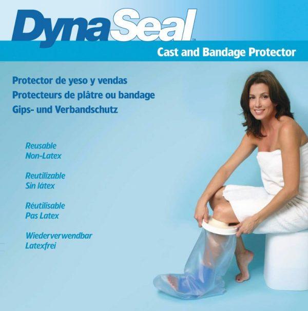 Protectie pentru bandaj picior