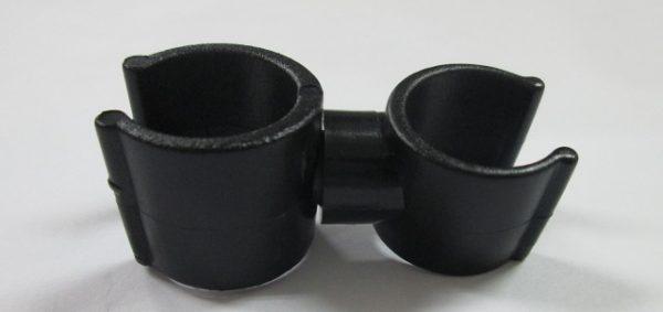 Suport de plastic pentru baston