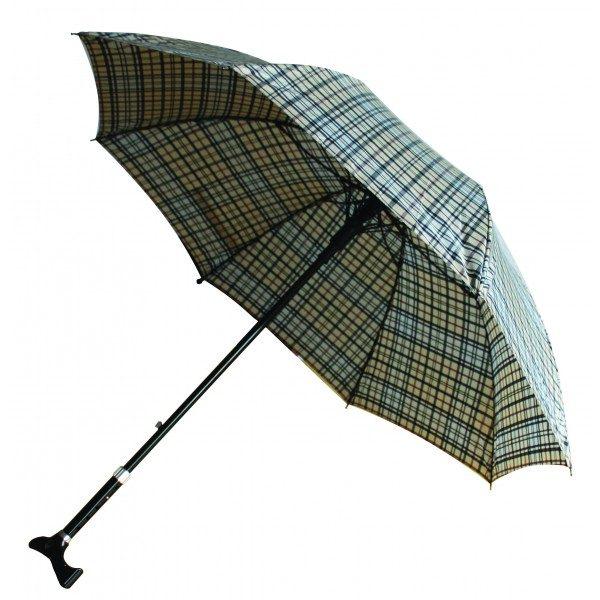Baston ortopedic si umbrela