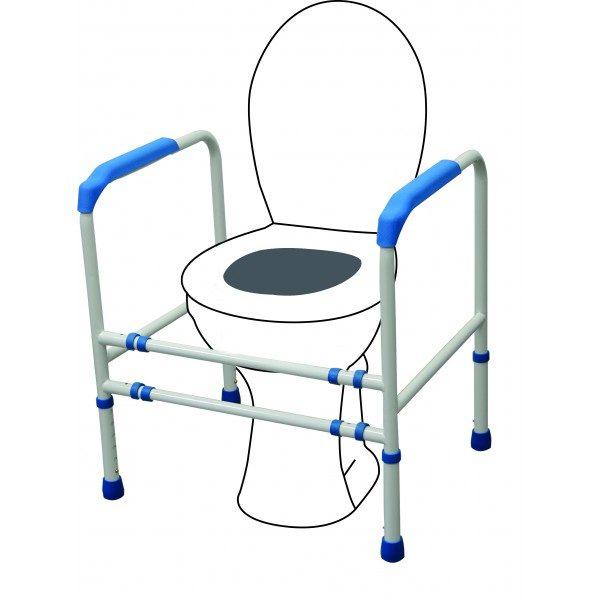 Cadru de sustinere pentru toaleta