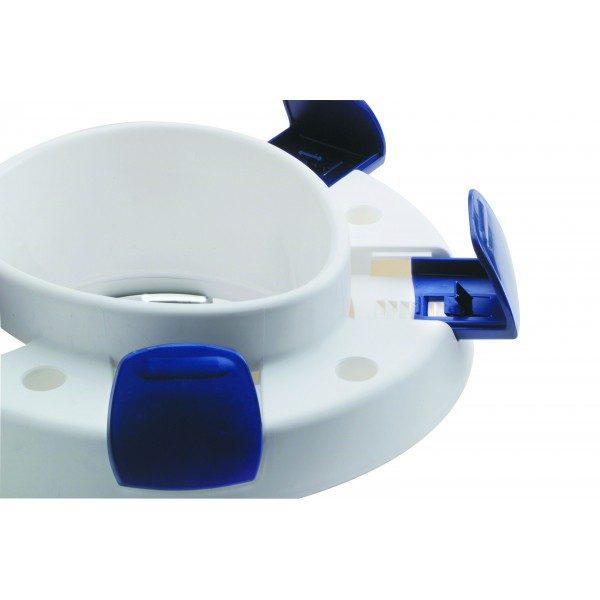 Inaltator wc cu manere (11 cm)