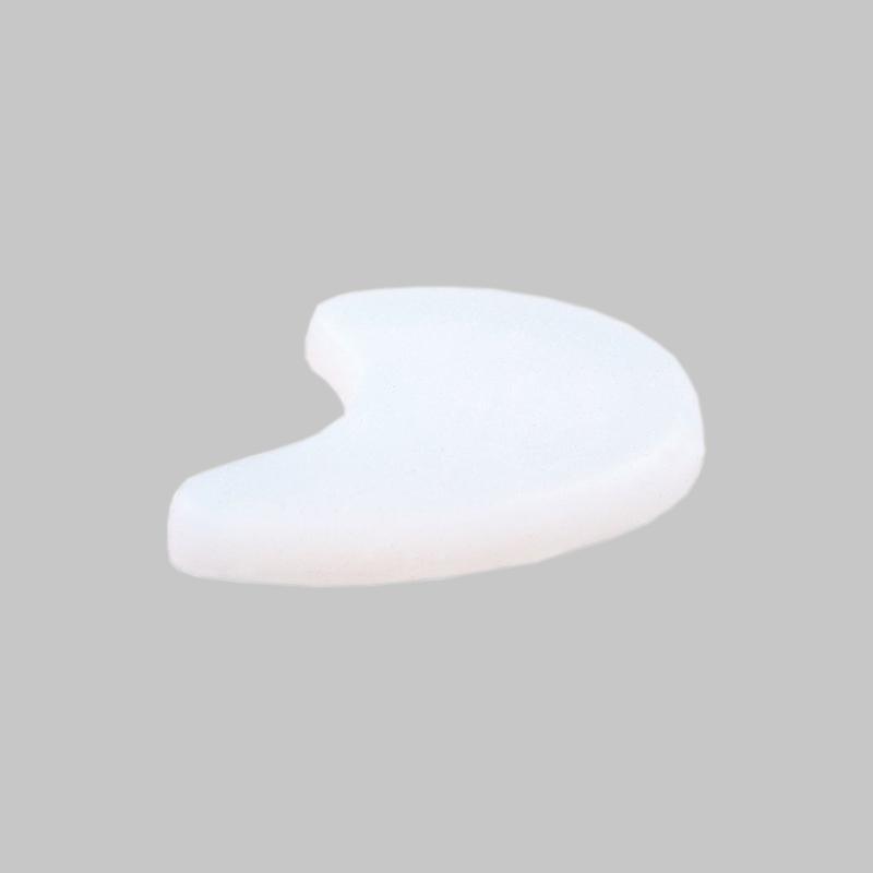 Separator pentru degetele de la picioare, silicon, S