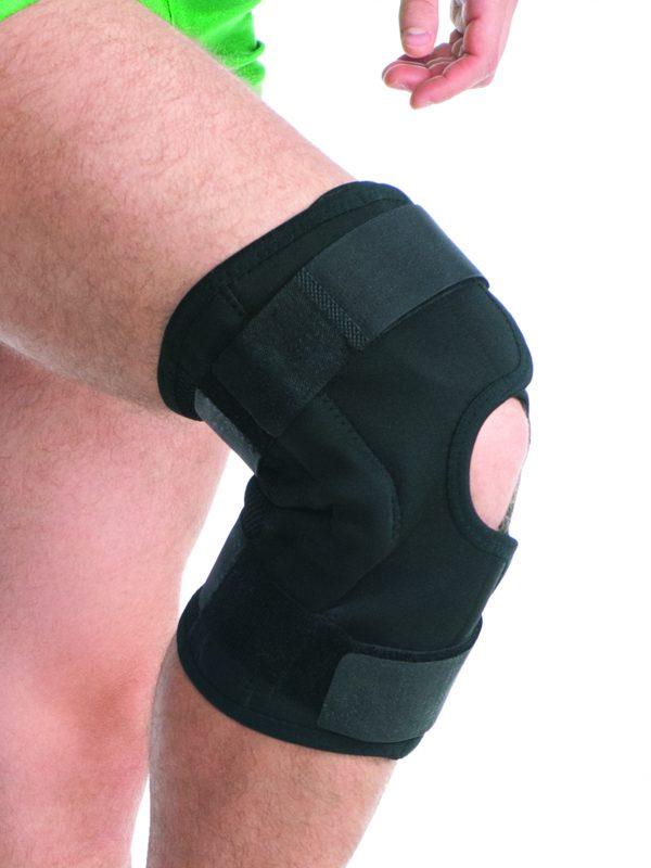 Orteza mobila de genunchi pentru perioada post-operatorie