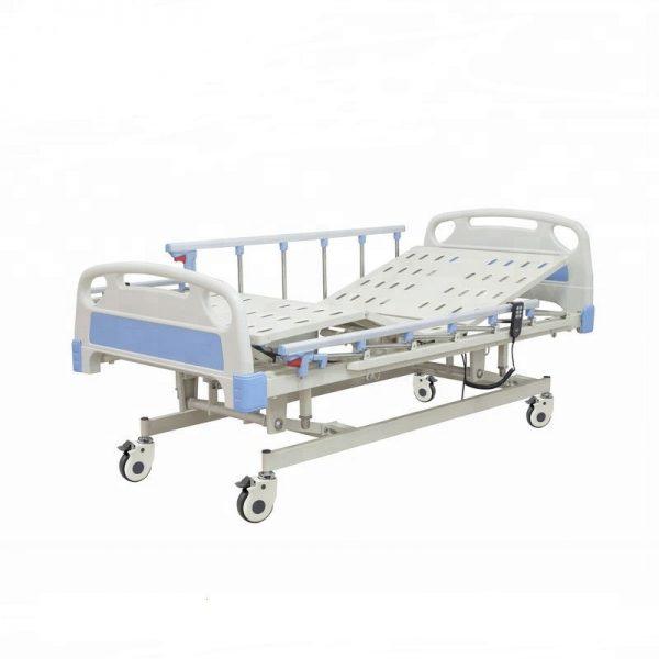 Pat de spital electric cu 3 functii