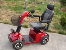 Scutere electrice pentru mobilitatea persoanelor cu handicap