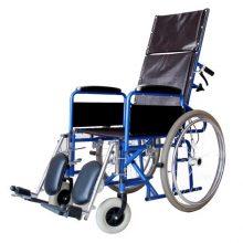 scaun cu rotile rabatabil