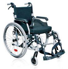 scaun cu rotile manual