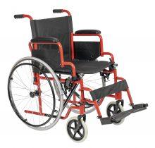 Fotoliu rulant (scaun cu rotile) pliabil