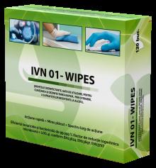 IVN 01 Servetele dezinfectante x 120 buc