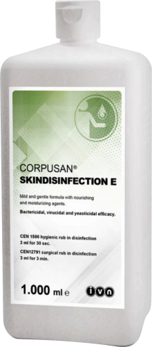 IVN 01 Spray dezinfectant suprafete x 1000 ml